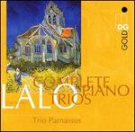 Édouard Lalo: Complete Piano Trios