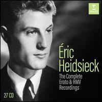 Éric Heidsieck: The Complete Erato & HMV Recordings -
