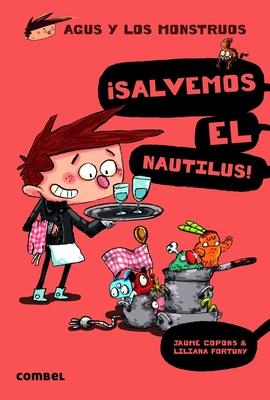 íSalvemos El Nautilus! - Copons, Jaume, and Fortuny, Liliana (Illustrator)
