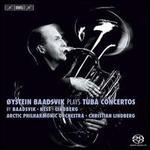 Øystein Baadsvik plays Tuba Concertos