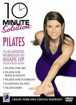 10 Minute Solution: Pilates - Andrea Ambandos