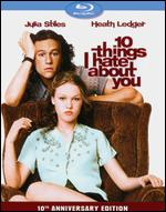 10 Things I Hate About You [10th Anniversary Edition] [Blu-ray] - Gil Junger