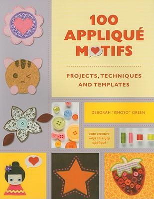 100 Applique Motifs - Green, Deborah