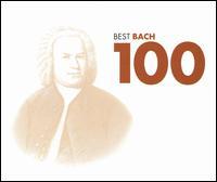 100 Best Bach - Alfredo Bernardini (oboe); Alison Bury (violin); Barbara Hendricks (soprano); Bernhard Klapprott (harpsichord);...