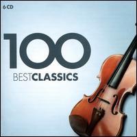 100 Best Classics [Warner Classics] - Agnes Baltsa (mezzo-soprano); Alexandre Tharaud (piano); Alexis Weissenberg (piano); Angela Gheorghiu (soprano);...