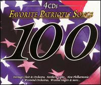 100 Favorite Patriotic Songs - Various Artists