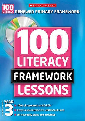 100 New Literacy Framework Lessons for Year 3 with CD-Rom - Howell, Gillian