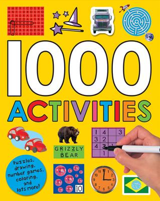 1000 Activities - Priddy, Roger