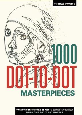 1000 Dot-To-Dot: Masterpieces - Pavitte, Thomas