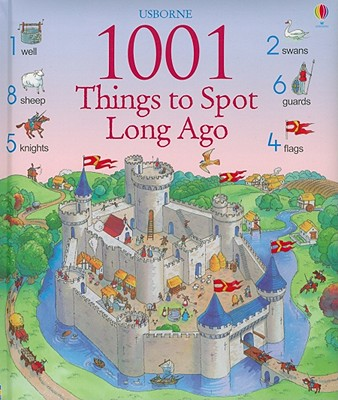1001 Things to Spot Long Ago - Doherty, Gillian