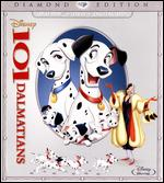 101 Dalmatians [Diamond Edition] [2 Discs] [Blu-ray/DVD] - Clyde Geronimi; Hamilton Luske; Wolfgang Reitherman