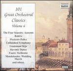 101 Great Orchestral Classics, Vol. 6