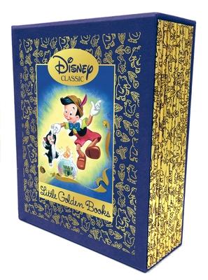 12 Beloved Disney Classic Little Golden Books (Disney Classic) - Various (Illustrator)