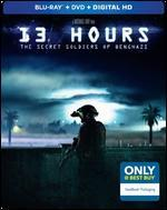 13 Hours: The Secret Soldiers of Benghazi [Blu-ray/DVD] [Only @ Best Buy] [SteelBook]