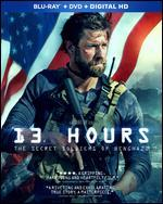 13 Hours: The Secret Soldiers of Benghazi [Blu-ray/DVD]