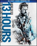 13 Hours: The Secret Soldiers of Benghazi [SteelBook] [Blu-ray] - Michael Bay