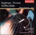 14 Silver Strings - Gary Cooper (organ); Gary Cooper (harpsichord); Mark Levy (violin); Mark Levy (lironi); Mark Levy (viola da gamba);...