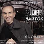 1930s Violin Concertos, Vol. 2: Prokofiev Violin Concerto No. 2, Bart�k Violin Concerto No. 2
