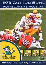 1979 Cotton Bowl: Notre Dame vs. Houston -