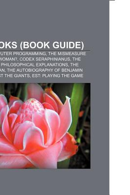 1981 Books (Book Guide): The Art of Computer Programming, the Mismeasure of Man, Ain't I a Woman?, Codex Seraphinianus, the Crystal Bucket -