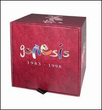 1983-1998 [5CD/5DVD] - Genesis