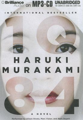 1Q84 - Murakami, Haruki, and Hiroto, Alison (Performed by), and Vietor, Marc (Performed by)
