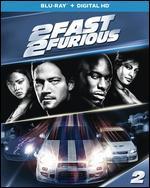 2 Fast 2 Furious: With Movie Reward [Includes Digital Copy] [UltraViolet] [Blu-ray] [2 Discs] - John Singleton