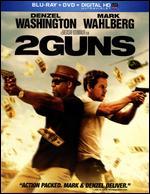 2 Guns [2 Discs] [Includes Digital Copy] [UltraViolet] [Blu-ray/DVD] - Baltasar Korm�kur