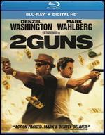 2 Guns: With Movie Reward [UltraViolet] [Includes Digital Copy] [Blu-ray]