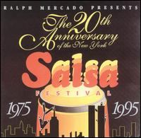20 Anniversary of the NY Salsa Festival: 1975-1995 - Various Artists