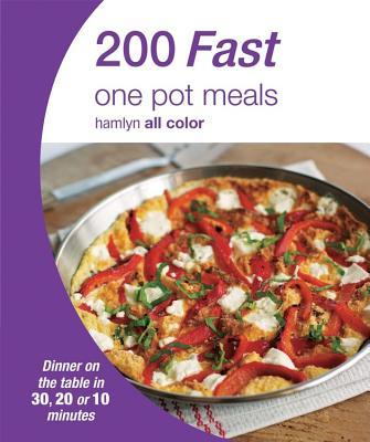 200 Fast One Pot Meals - Hamlyn
