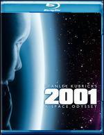 2001: A Space Odyssey [French] [Blu-ray]
