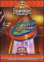 2007 BCS National Championship: Official Complete Game Broadcast