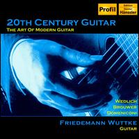 20th Century Guitar - Friedemann Wuttke (guitar); Moscow Chamber Orchestra; Igor Zhukov (conductor)