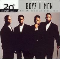 20th Century Masters: The Millennium Collection: Best of Boyz II Men - Boyz II Men