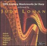 20th Century Masterworks for Harp