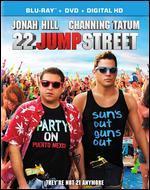 22 Jump Street [2 Discs] [Includes Digital Copy] [Blu-ray/DVD]