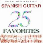 25 Spanish Guitar Favorites