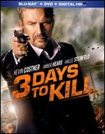 3 Days to Kill [2 Discs] [Blu-ray/DVD]