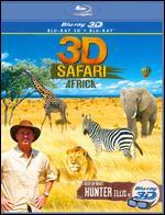 3D Safari: Africa [Blu-ray]