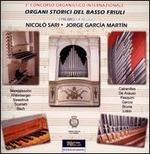 3o Concorso Organistico Internazionale: Organi Storici del Basso Friuli