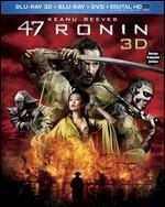 47 Ronin [3D] [Blu-ray/DVD]