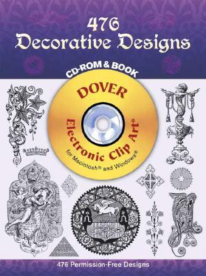 476 Decorative Designs - Leighton, John, Dr.