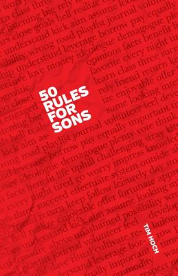 50 Rules for Sons - Hoch, Tim