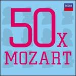 50 x Mozart -