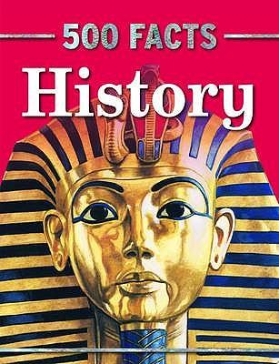 500 Facts History - Gallahger, Belinda (Editor)