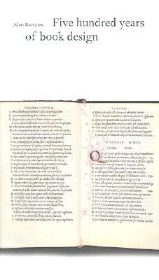500 Years of Book Design - Bartram, Alan, Mr.