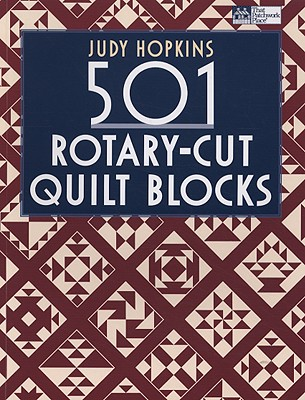 501 Rotary-Cut Quilt Blocks - Hopkins, Judy