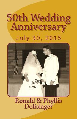 50th Wedding Anniversary - Dolislager, Phyllis Porter