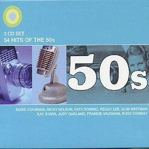 54 Hits of the '50s - Various Artists